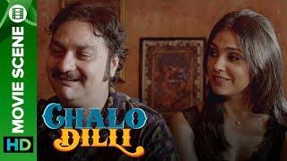 Lara Dutta soars the temprature - Chalo Dilli