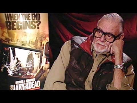 'Diary of the Dead' George A. Romero Interview