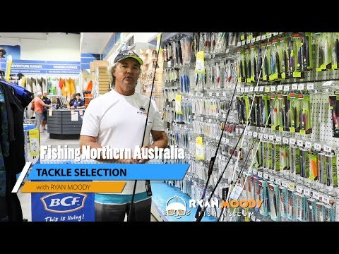 Rigs And Tackle For Catching Barramundi In Northern Australia
