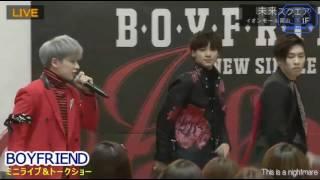 Download Video [ENG] Boyfriend - Nightmare (Live) MP3 3GP MP4