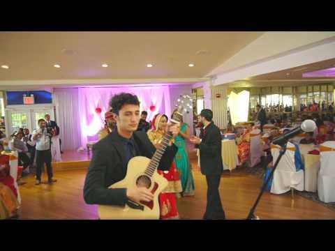 IMI - Live music by Mashhad at Tamanna and Zahid's wedding