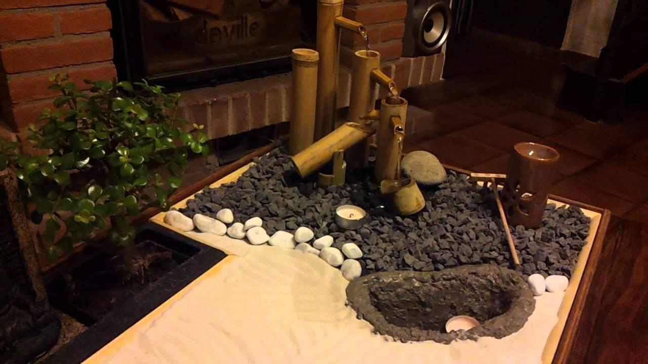 Piccolo giardino zen youtube for Giardino piccolo