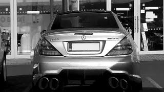 SL63 With The Best Number Plate.