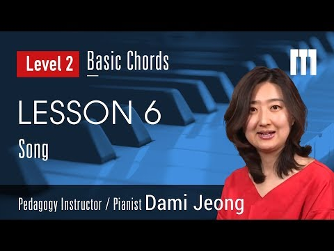 [Piano Tutorial] Basic Chords Lesson 6: Skip to My Lou