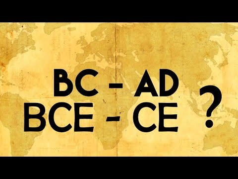 Meaning of B.C. and A.D. in Human History