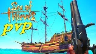Pirat Krig! - Sea of Thieves Dansk Ep 2 feat. Den Mandige Elg og Vercinger