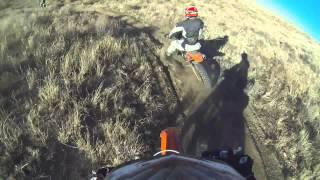Gullie Moto on KTM