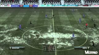 FIFA 12 CSKA Moscow vs Barcelona Part 1 (HD 1080p)
