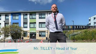 Transition | Head of Year - Mr Tilley
