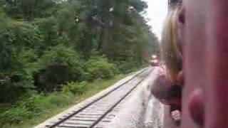 Texas State Railroad Train Wreck