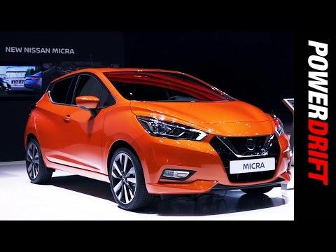 Nissan Micra : Geneva Motor Show : PowerDrift