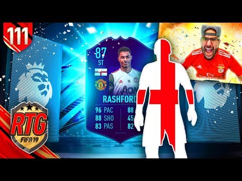 OMG I GOT POTM RASHFORD! - FIFA 19 ULTIMATE TEAM