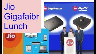 Jio Gigafiber UNBOXING FIBER CABLE PRICE PLANS PERFORMANCE SPEED AND TEST