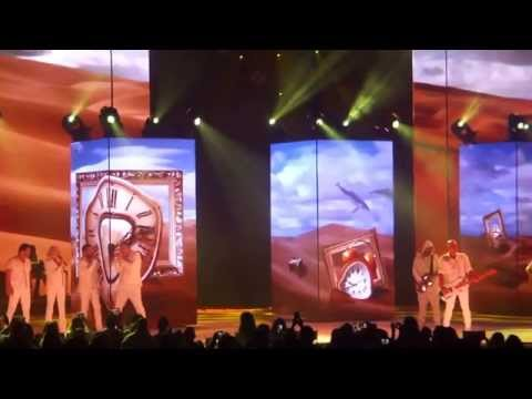 Si Tu No Vuelves, Miguel Bose, Amo World Tour