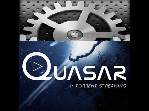 Quasars Storage