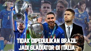 Diabaikan Brazil dan Italia Manfaatkan Kemampuannya! Kronologi Lengkap Jorginho Menangkan Semuanya