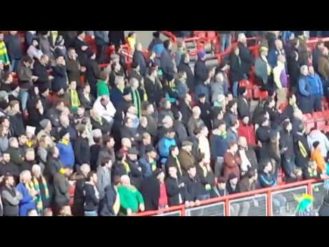 Match Highlights -Bristol City 1 Vs 1 Norwich City 7/3/2017
