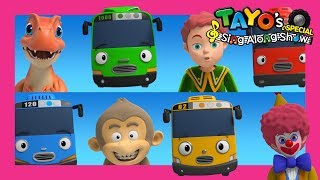 *NEW* Play Safe Song with Tayo l Line Up! l Get In Line Song l Tayo Sing Along Special