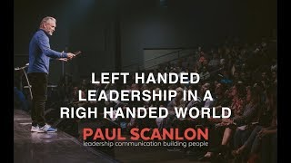 left handed leadership