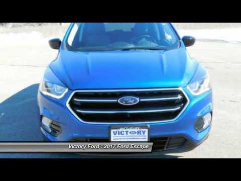2017 Ford Escape Dyersville, Dubuque, Cedar Rapids, Manchester IA CH454