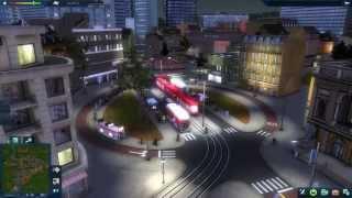 Cities in Motion 2: Tram, Bus. Metro Interchange