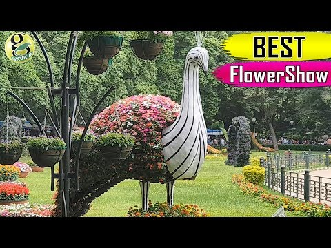 Lalbagh Flower Show August 2018 | Independence Day Special