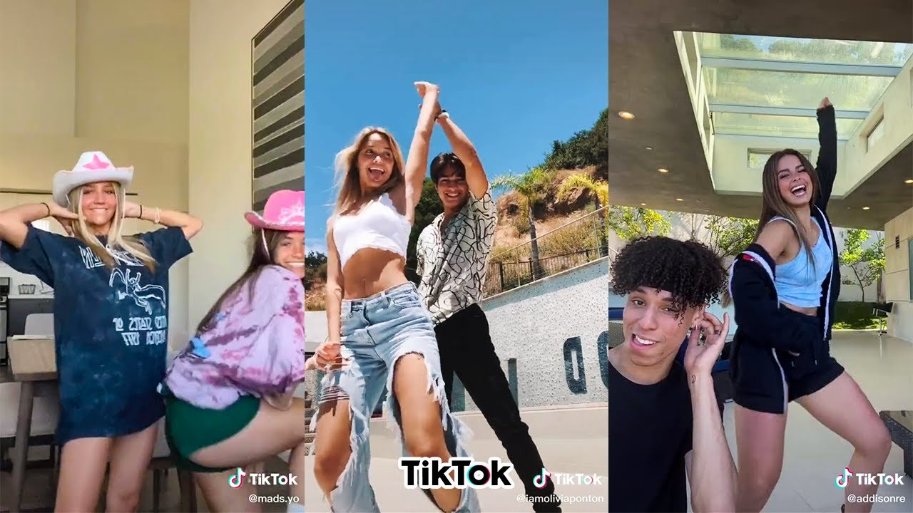 I Got Plans For Me And You (TikTok Compilations)