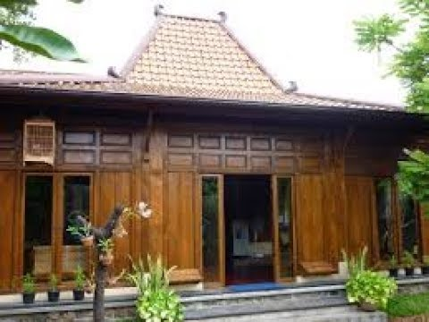 Desain Rumah Jawa Kuno Youtube