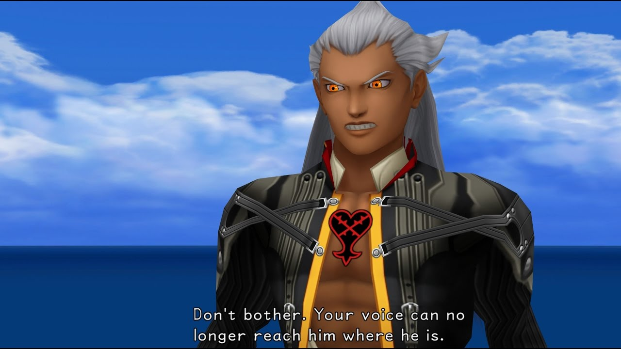 Kingdom Hearts HD 1.5 ReMIX (PS4) - Ansem Boss Fight ... Ansem Kingdom Hearts