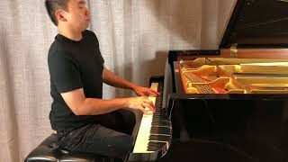 Despacito - Steve Siu Piano