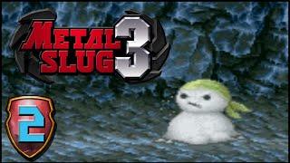 Metal Slug 3 - Mission 2 Alternate Paths