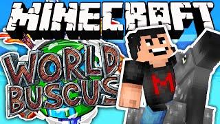 MARKIPLIER LIKES HORSES - Minecraft (WorldBuscus)