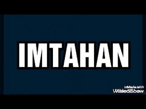 IMTAHAN