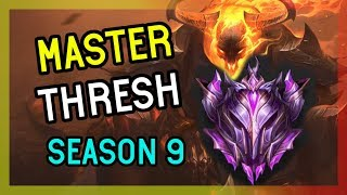 MASTER SEASON 9 - THRESH SUPPORT - League of Legends