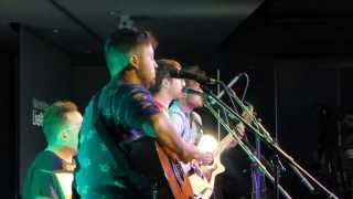 Walk The Moon - This Must Be The Place (Live 10/23/2013)