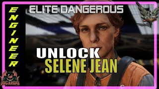 Elite Dangerous Engineers Unlock Selene Jean