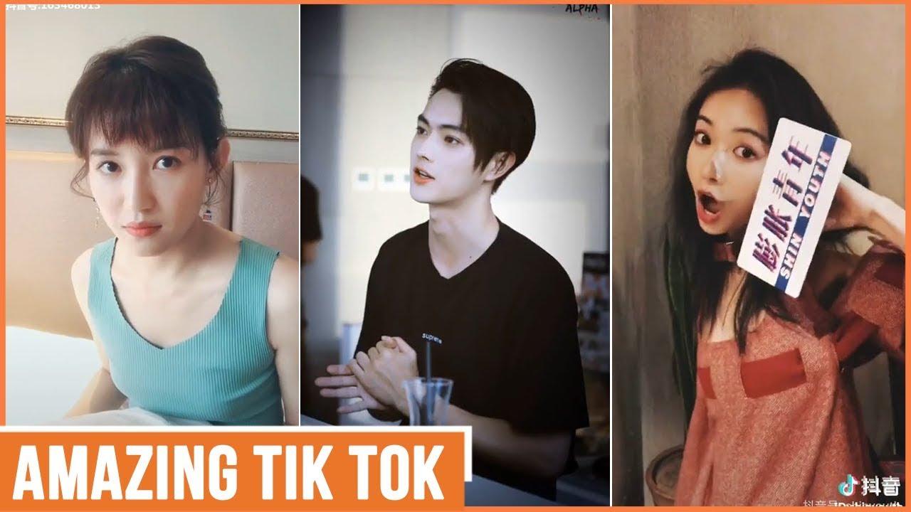 Dàn diễn viên Diên Hi Công Lược khuấy đảo Tik Tok   延禧攻略   Story of Yanxi Palace - Tik Tok TQ
