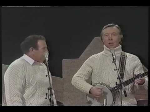Clancy Brothers & Tommy Makem Bold O'Donahue Late Late Show