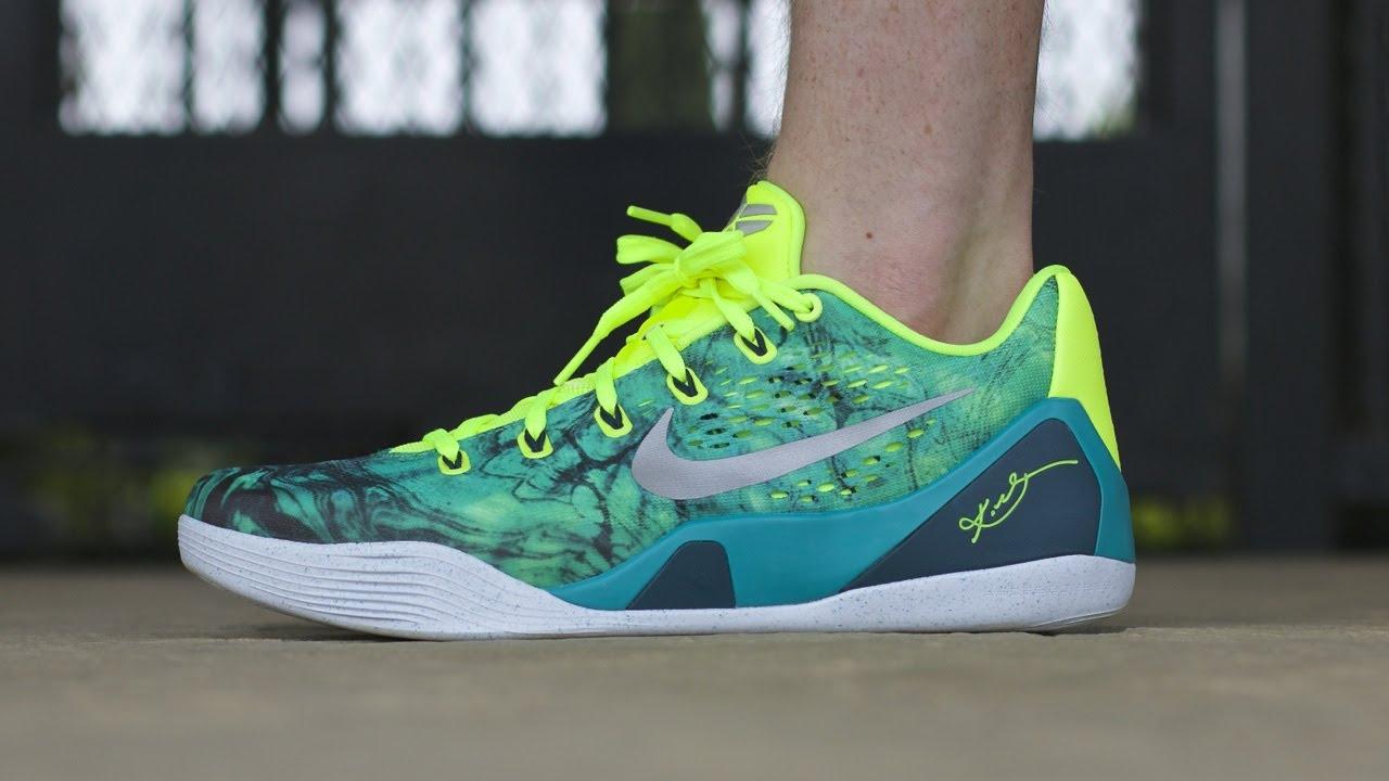 best service 1ee2c 2aba5 Nike Kobe IX 9 EM Low