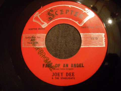 Joey Dee and The Starlights - Face Of An Angel - Beautiful Ballad