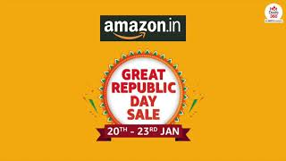 Amazon Great Republic Day Sale 2021 - How to Access All Offers