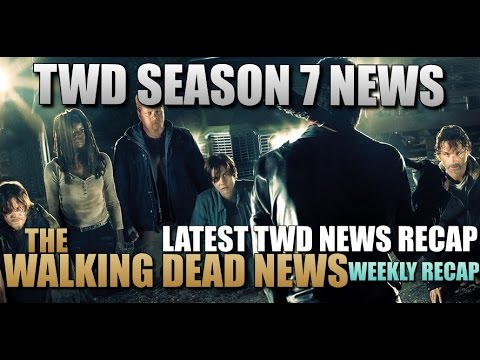walking dead staffel 7 news