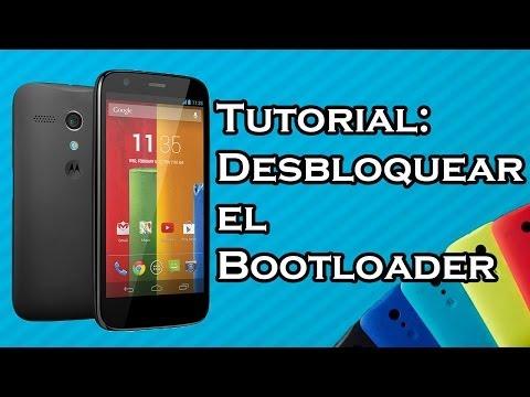VideoTutorial | Desbloquear Bootloader Motorola Moto G/X En español HD
