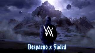 Despacito / Faded - Mega Remix (Featuring - Luis Fonsi, Daddy Yankee, Alan Walker, Justin Bieber)
