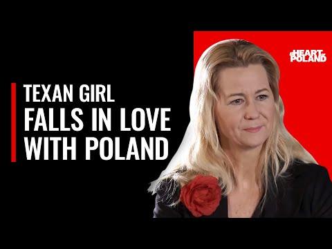 How A 10-year-old Texan Fell In Love With Poland: Dorota Dąbrowska