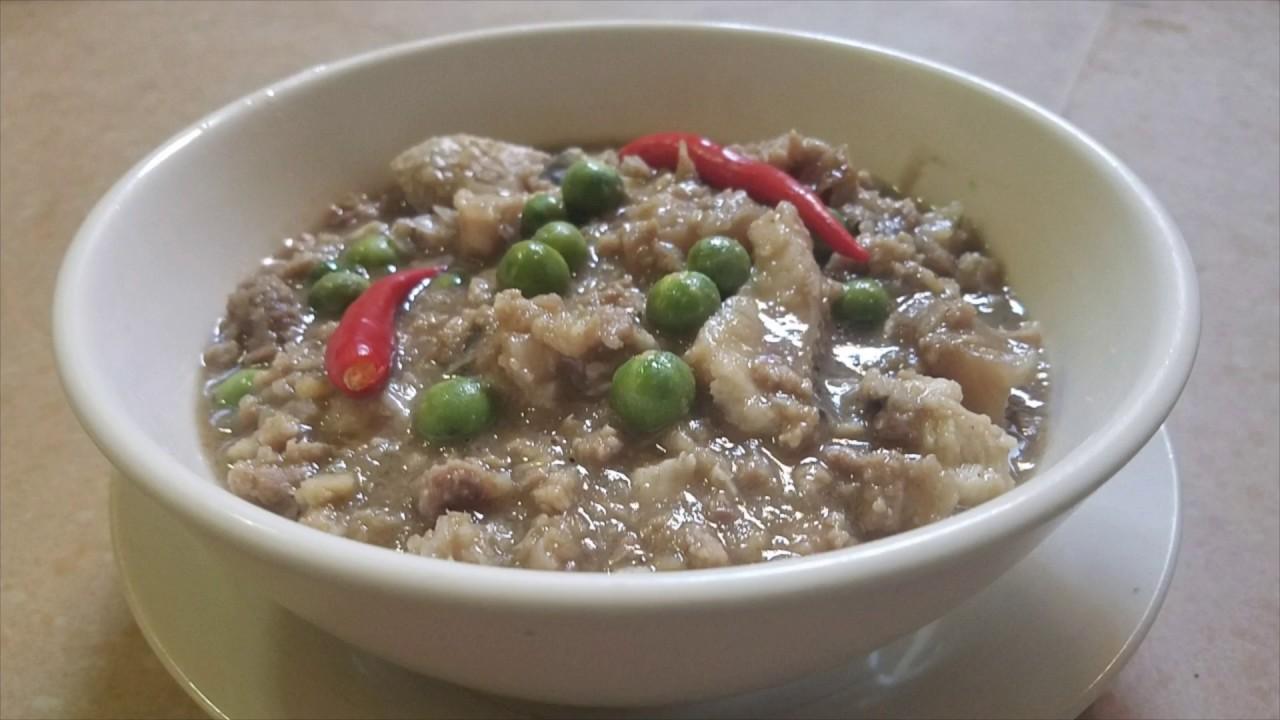 របៀបធ្វើ ខមាំុ / khor mam / Khmer Food
