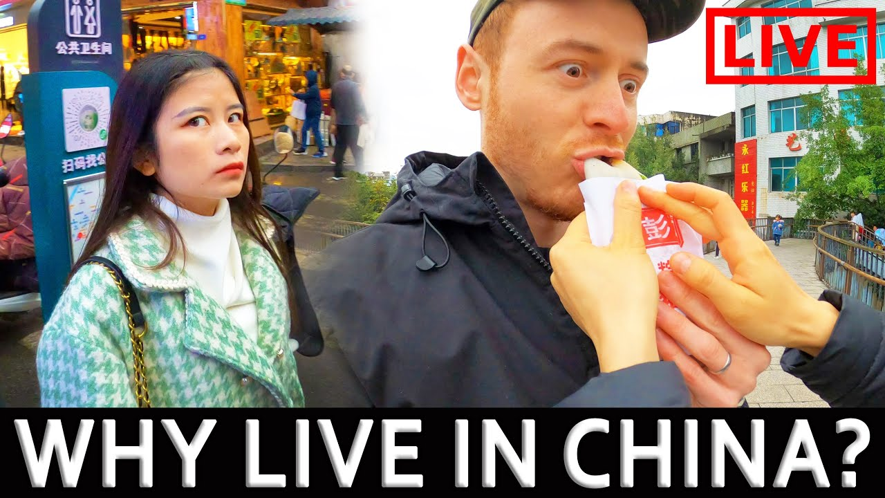 Why I Love Living in China? 为什么我喜欢住在中国 🇨🇳 Unseen China