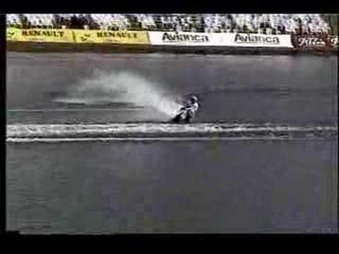Water Ski 1997 World Championship jumping