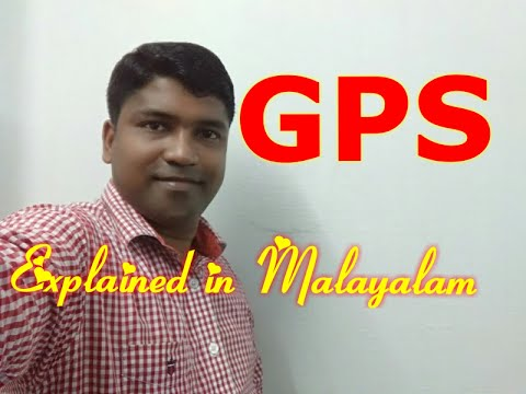 GPS & A-GPS with Location Tracking Explained in Malayalam.RANDOM THOUGHTS#19