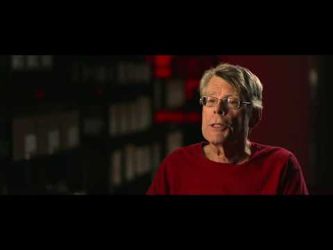 IT Movie Stephen King Behind The Scenes Interview